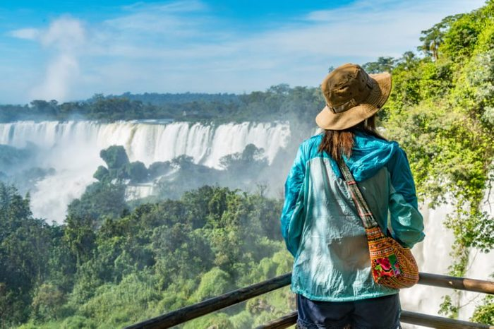 Iguazu Falls, New 7 Wonder of the world - Argentina