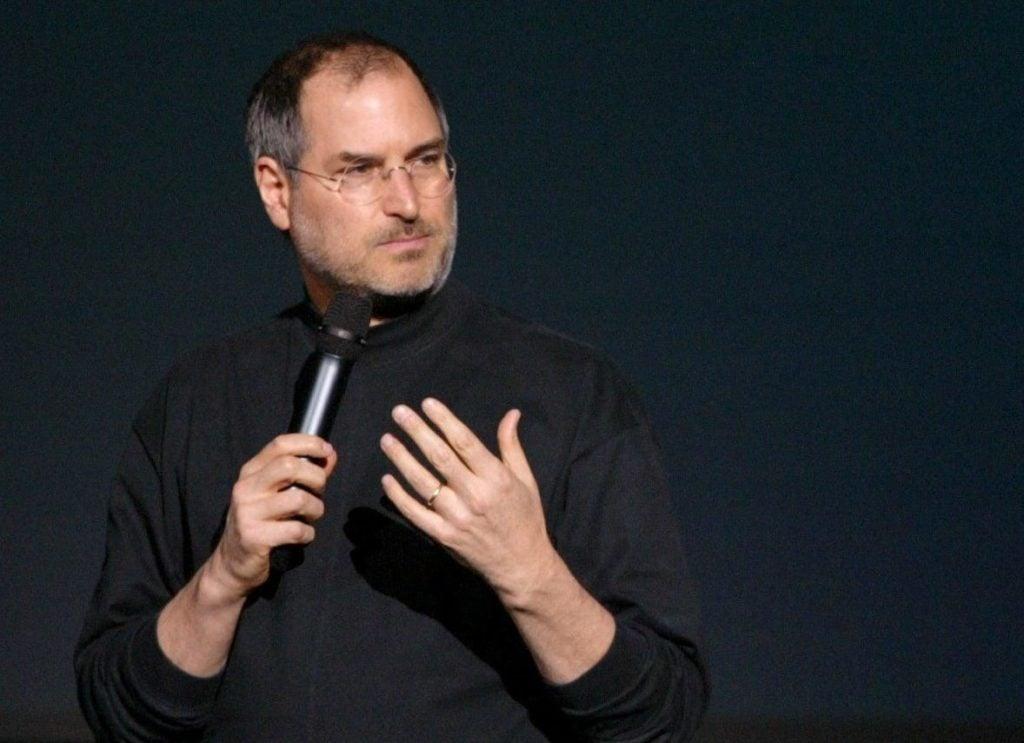 Steve Jobs in 2003