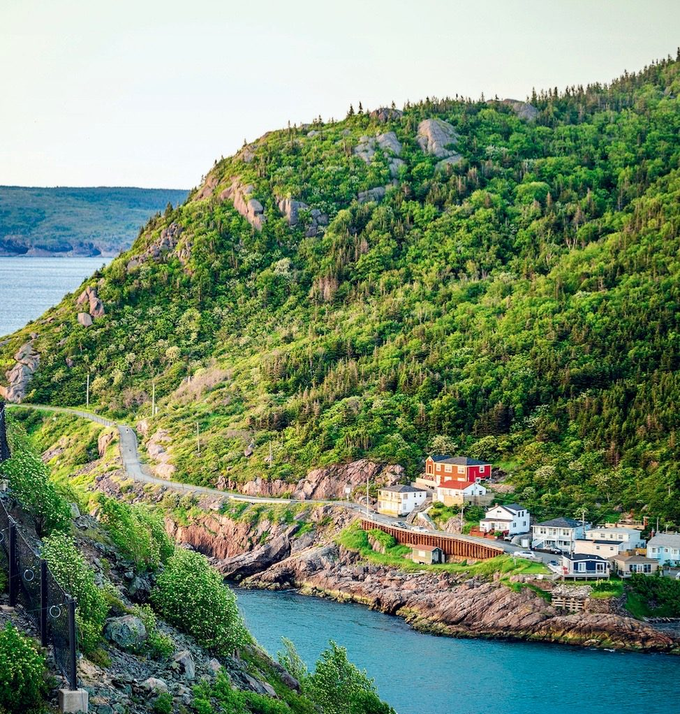 St. John's in Newfoundland and Labrador