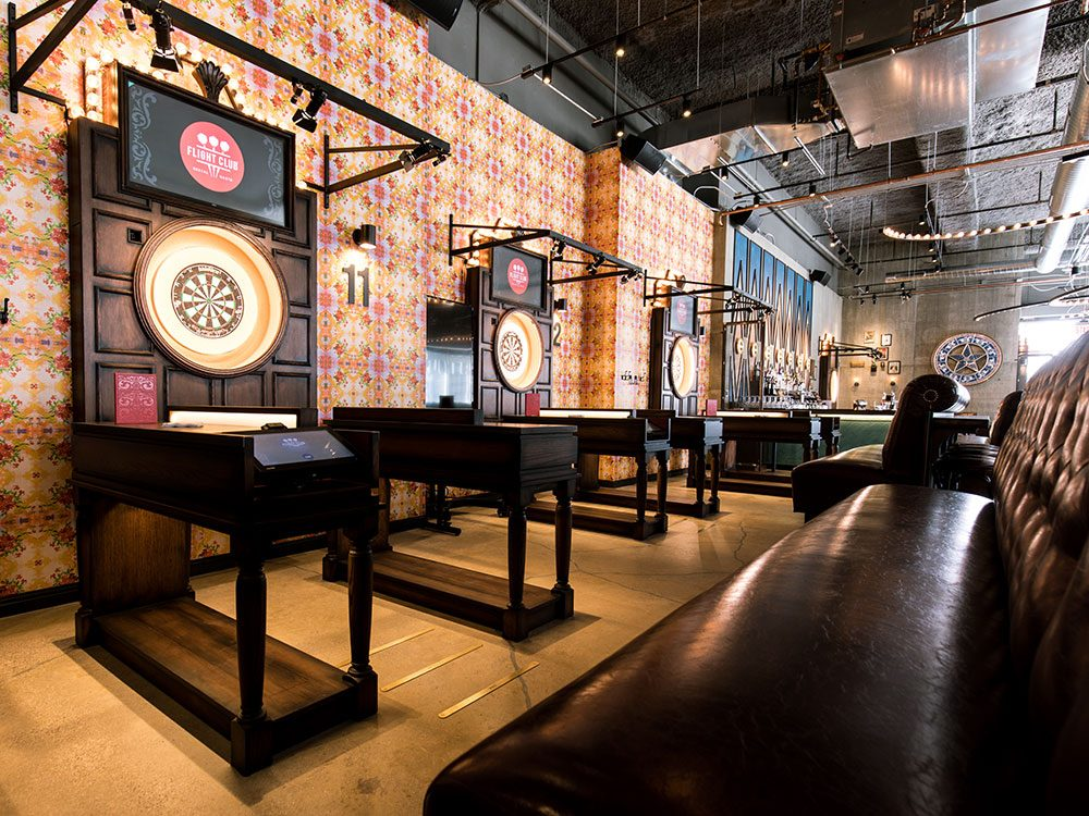 Things to do in Chicago: Flight Club Darts