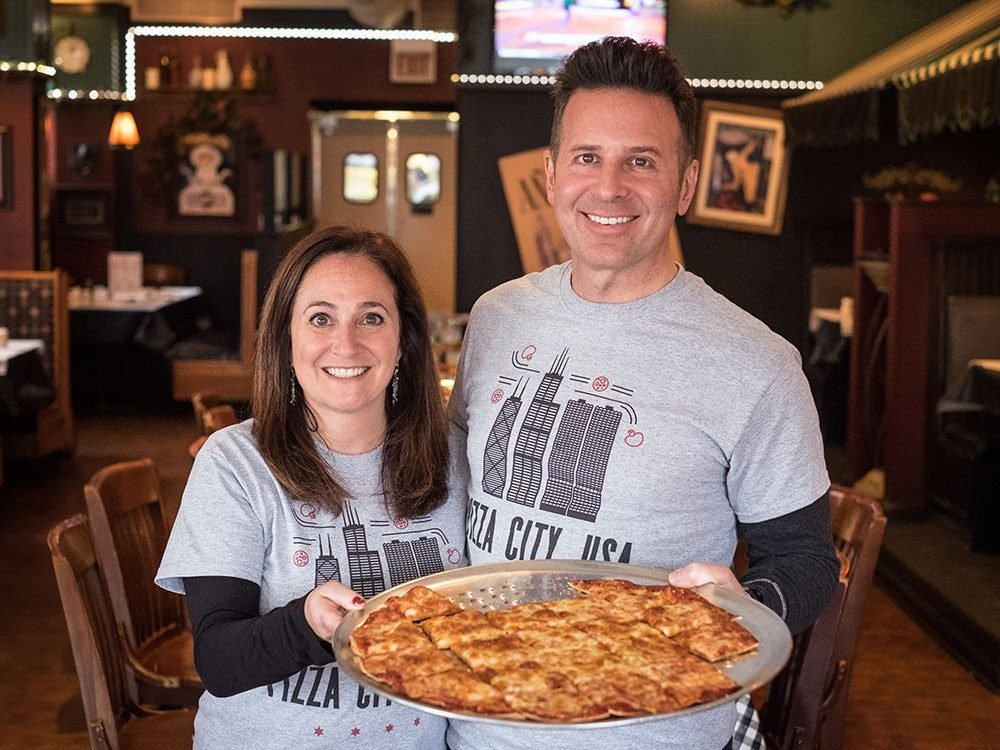 Things to do in Chicago: Pizza City USA Tour