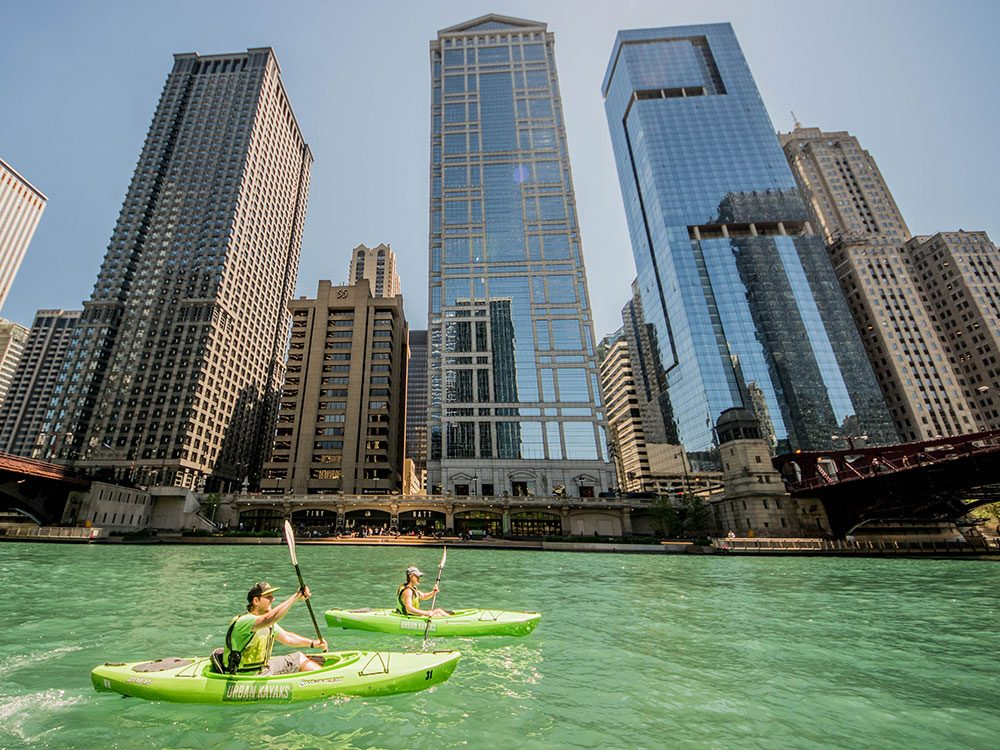 Things to do in Chicago: Urban Kayaks