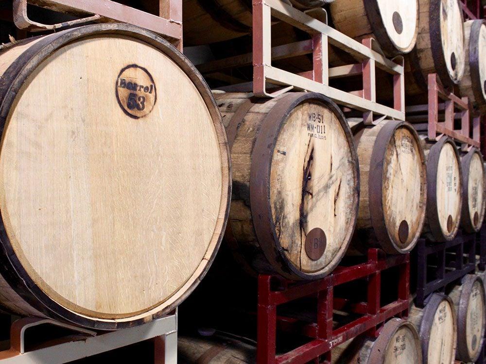 Lucky Bastard Distillers in Saskatoon