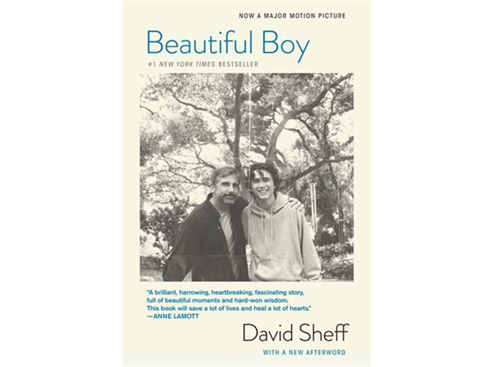 Beautiful Boy Book Cover : Books that inspired tiff movies reader s digest
