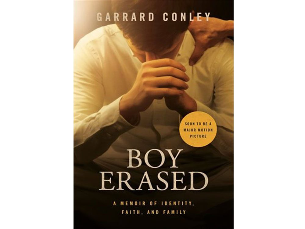 Cover of Boy Erased