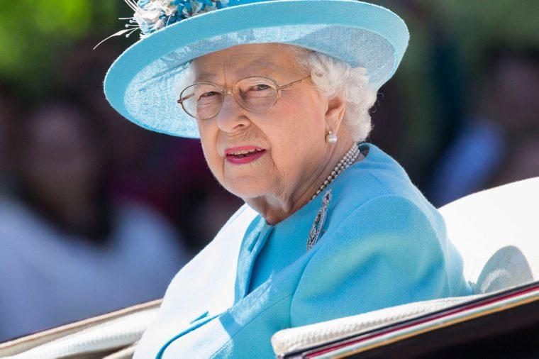 Queen Elizabeth feels it's her duty to reign