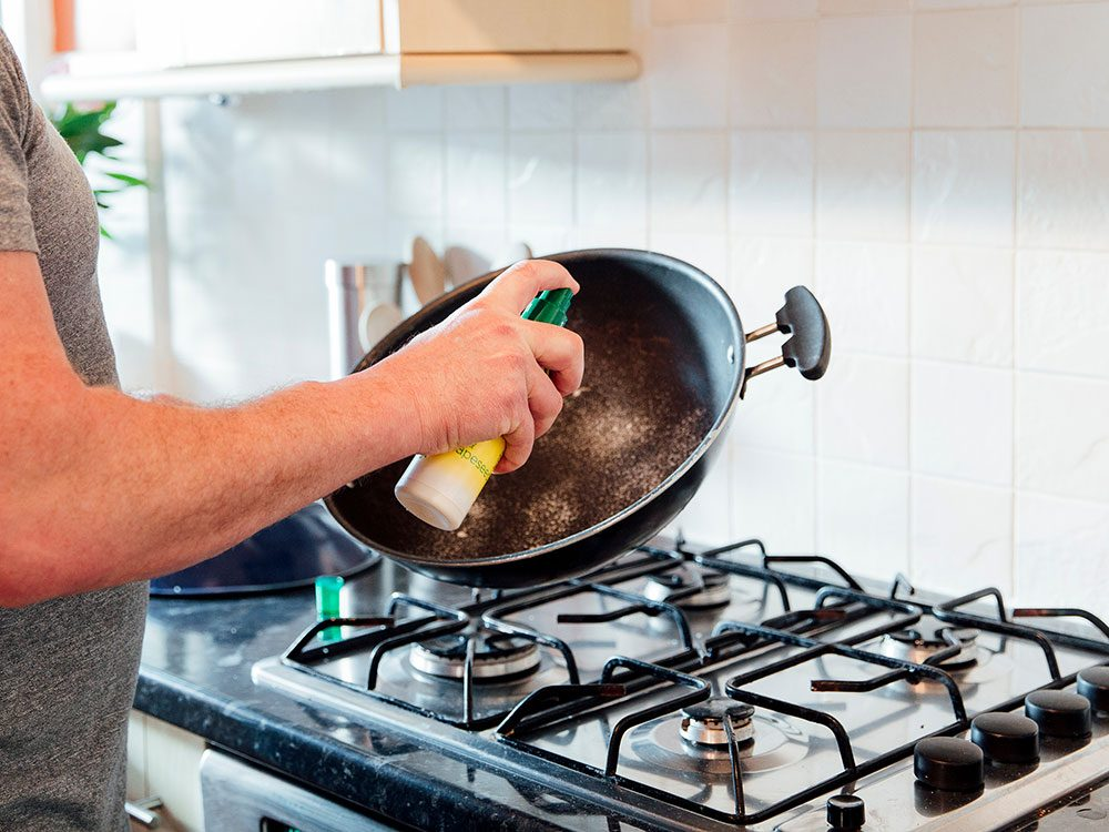 12 Cooking Spray Hacks You Ll Wish You Knew Sooner