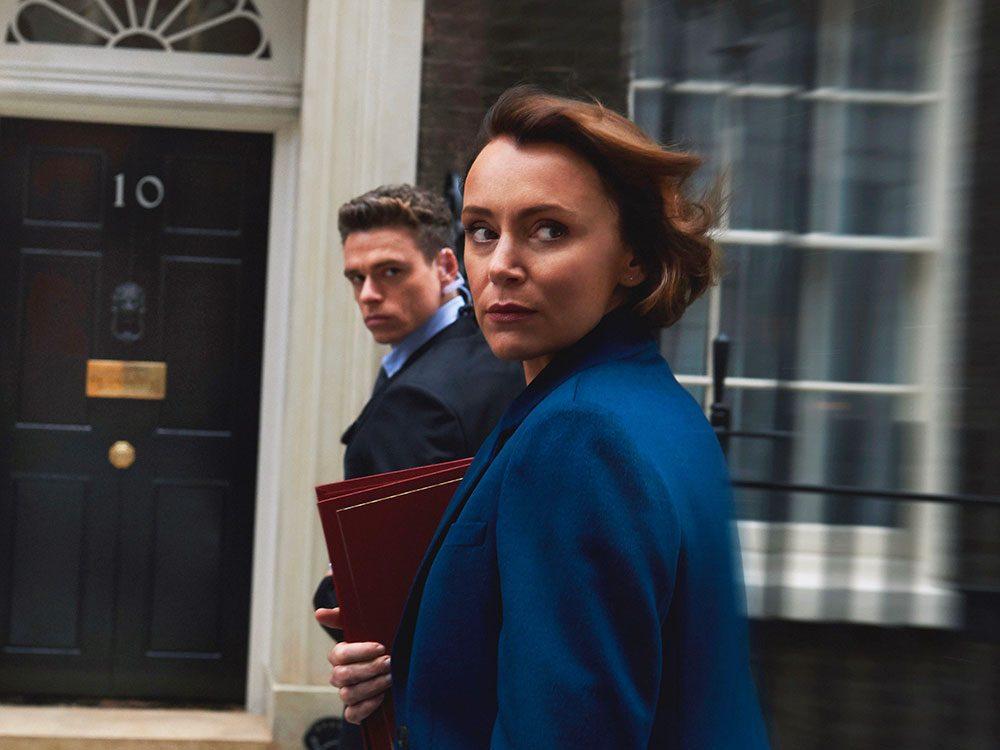 Bodyguard BBC series