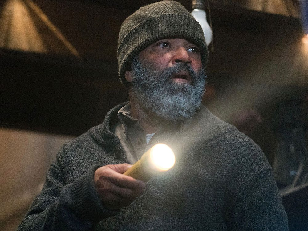 "Jeffrey Wright in ""Hold the Dark"""