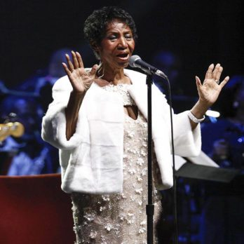 The Real Reason Aretha Franklin Rarely Toured Outside of North America