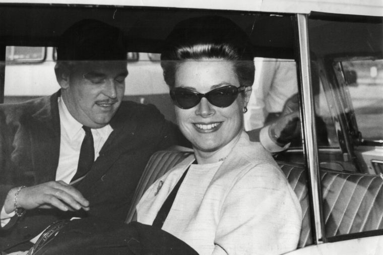 Why would Grace Kelly have been driving