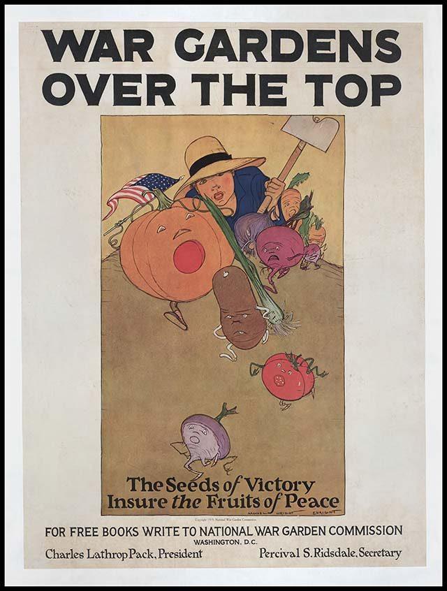 WWI-era poster