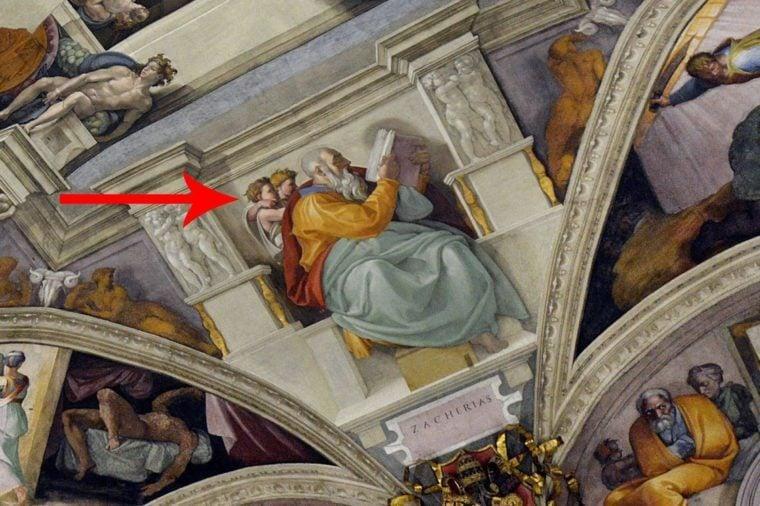 sistine ceiling