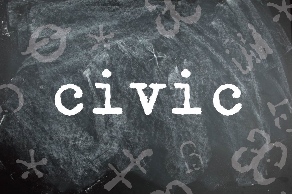 Civic is a palindrome