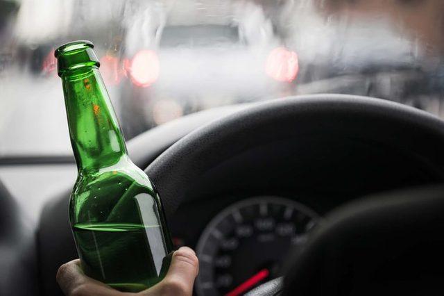 Drive-through alcohol