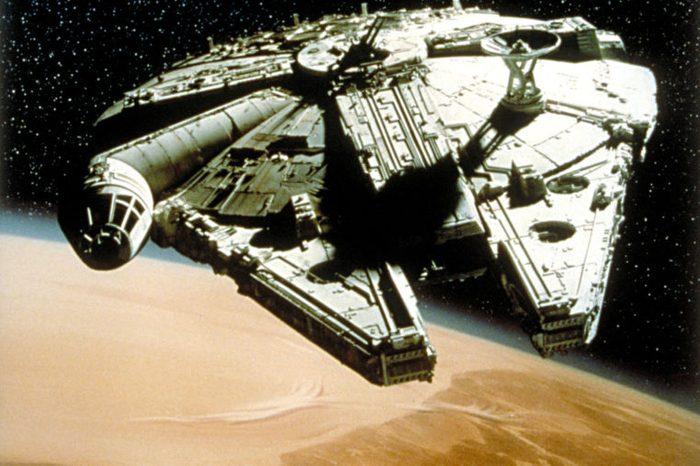 Star Wars Episode IV - A New Hope