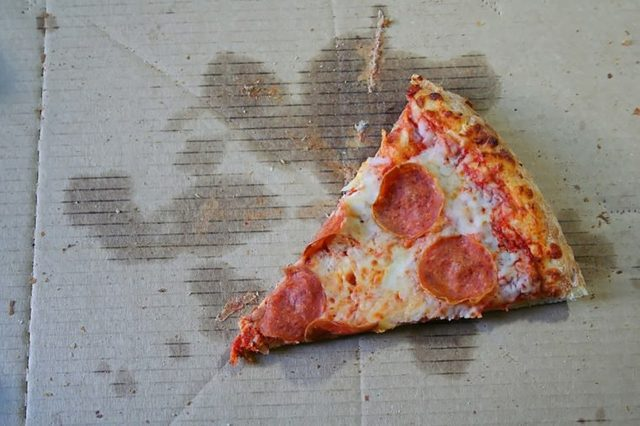 Drive-through pizza