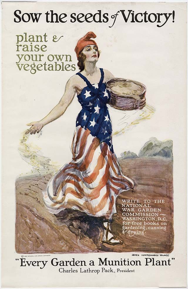 WWI-era advertisement