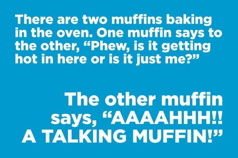 talking muffin
