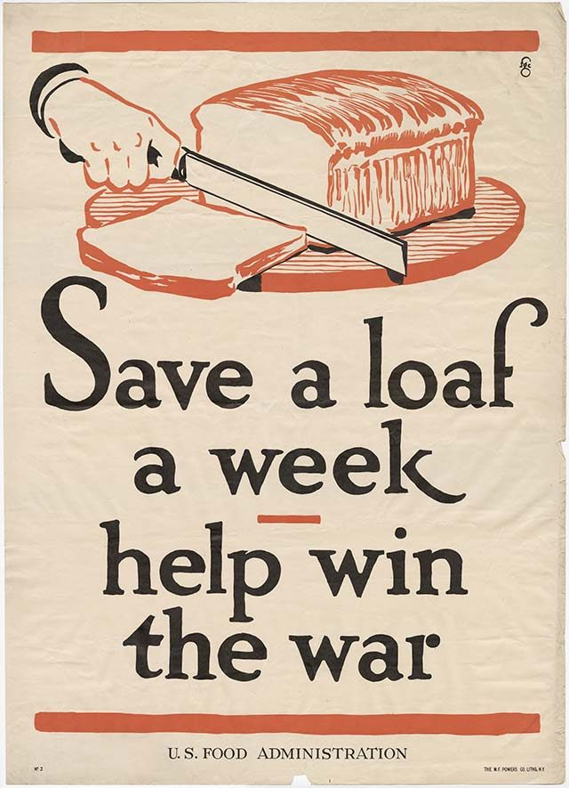 WWI advertisement