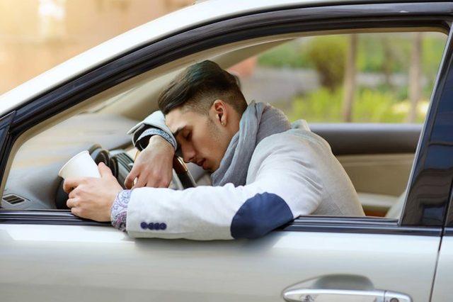 Drive-through break-up