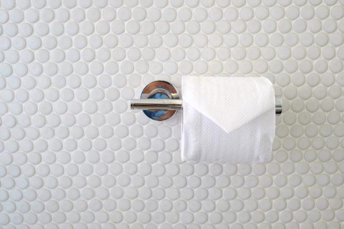 bathroom tissue, toilet paper, toilet tissue,toilet roll