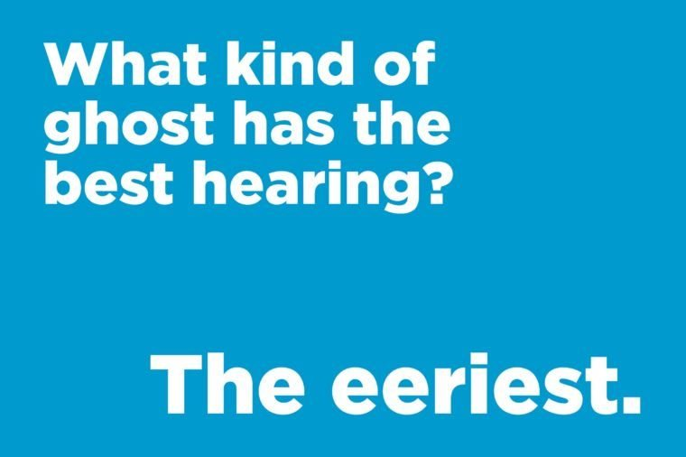 ghost hearing