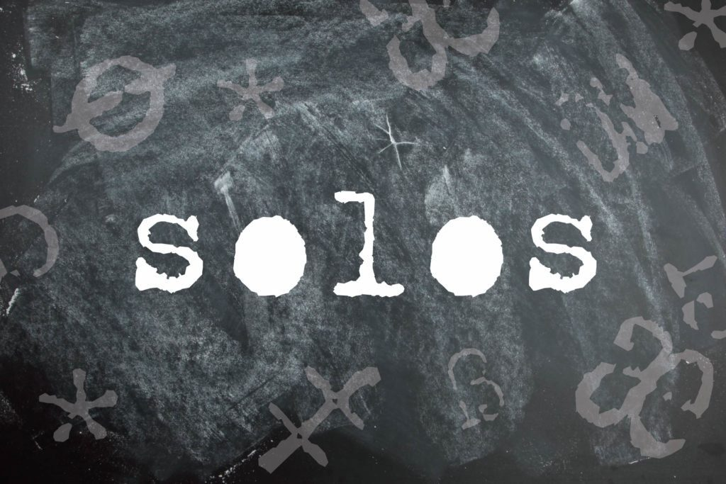 Solos is a palindrome