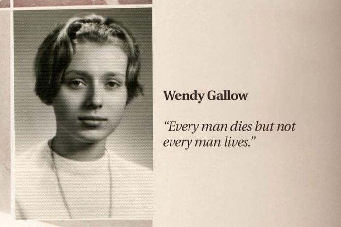 every man dies
