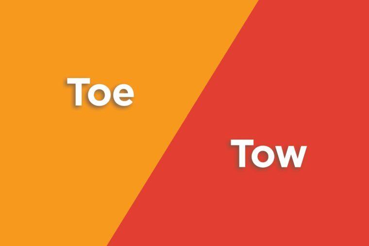 toe tow