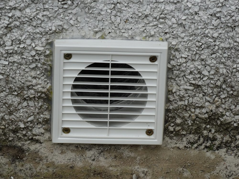 Tumble dryer vent