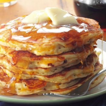 This Secret Ingredient Makes the Fluffiest Pancakes Ever