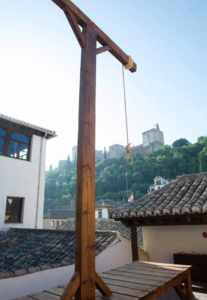 Spanish torture device