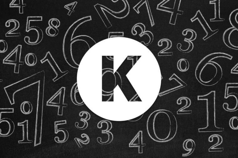English alphabet letter K