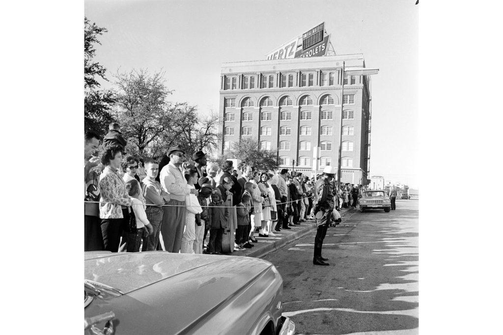 JFK parade