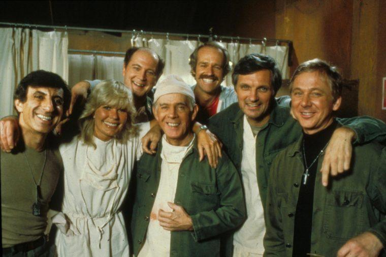 M A S H (Mash) , Loretta Swit, David Ogden Stiers, Mike Farrell, Alan Alda