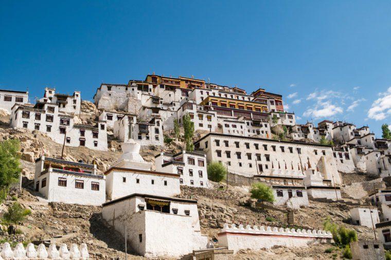 Thiksey Monastery,Leh Ladakh.