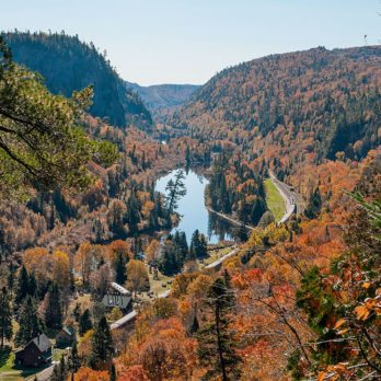 Why You Need to Take the Agawa Canyon Fall Colours Train Tour