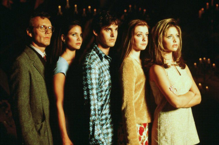Buffy The Vampire Slayer - 1997