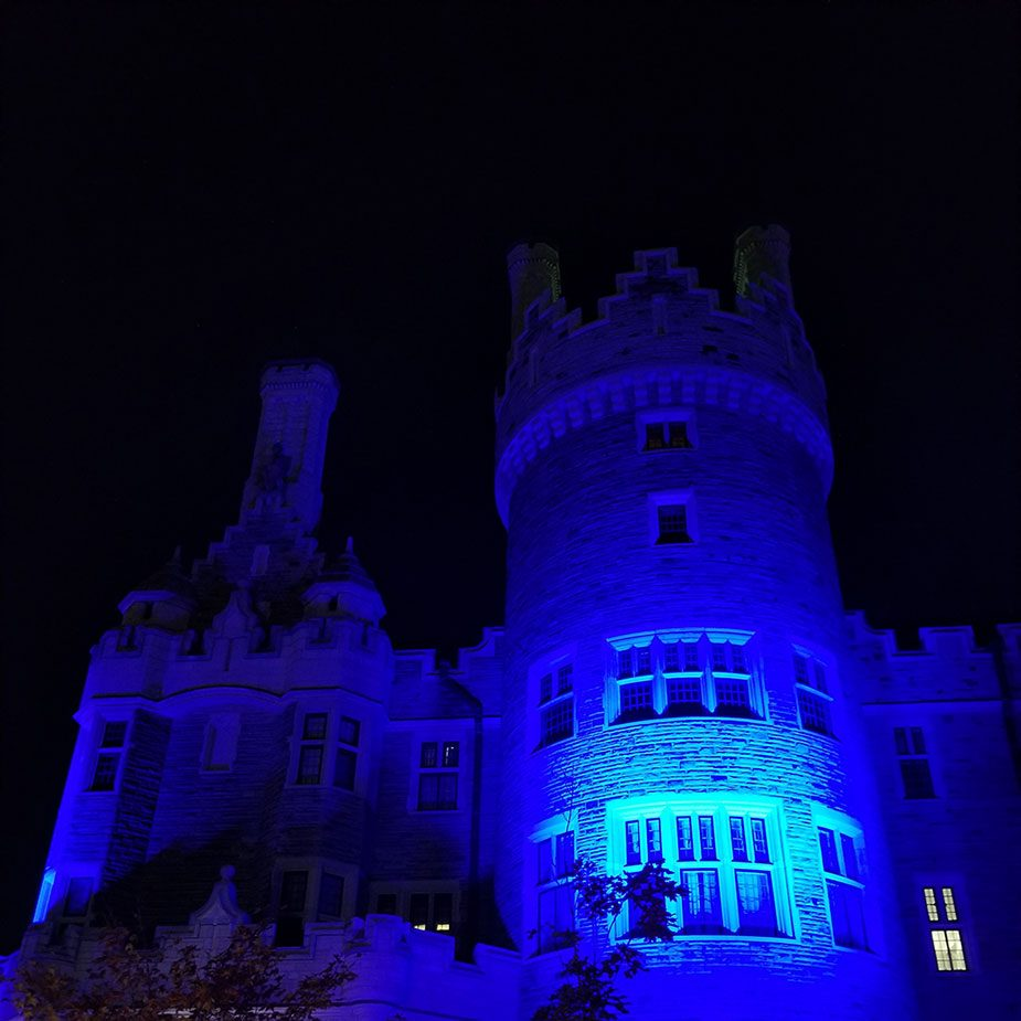 Casa Loma - Legends of Horror