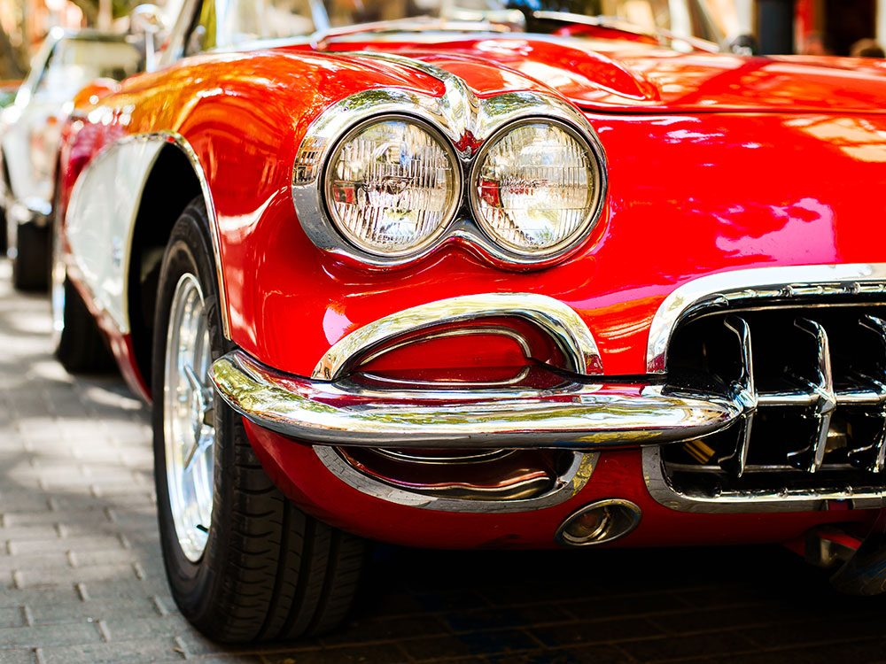 Classic car storage: How to store your car for winter