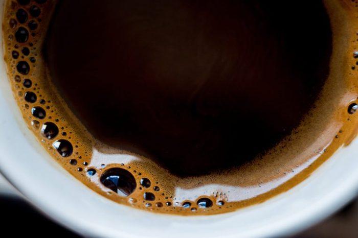 Coffe bubbles