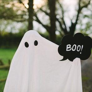 Halloween jokes - Ghost boo