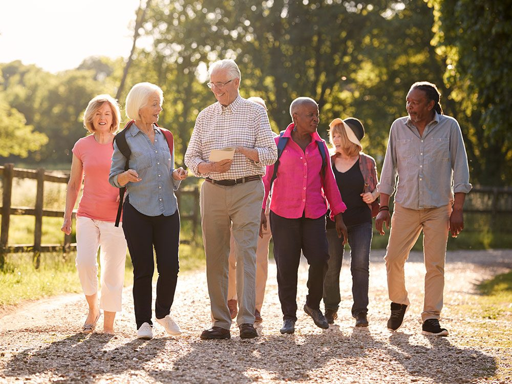 Getting active promotes social bonding