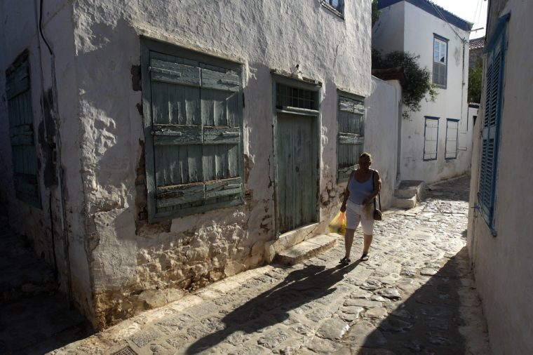 Greece Hydra Island - Aug 2014