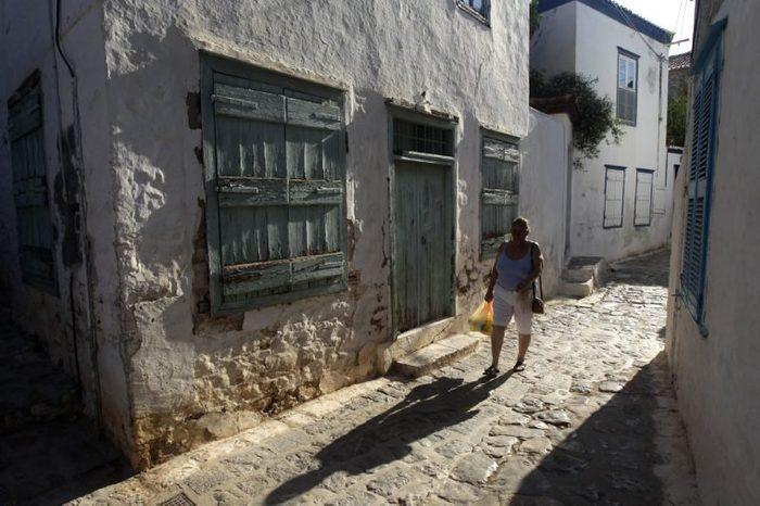 Greece Hydra Island - Aug 2014