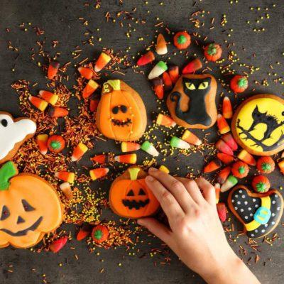 Halloween diet tricks