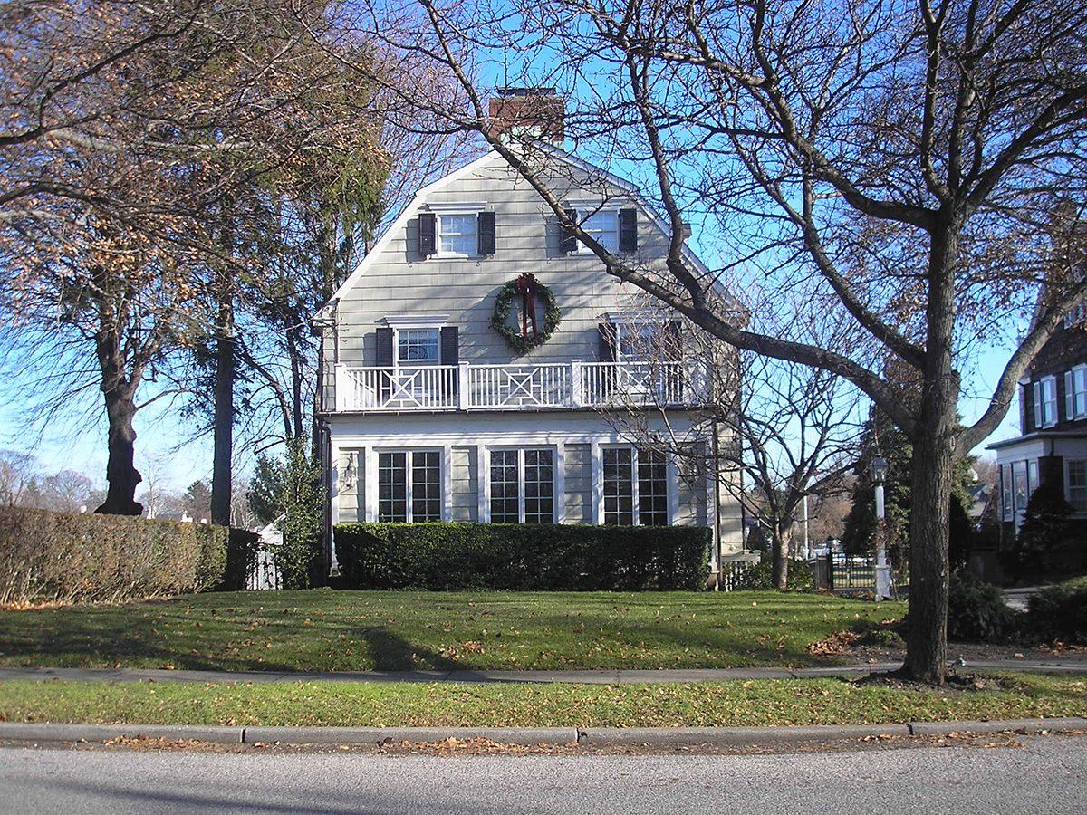 Horror movie locations - Amityville Horror house