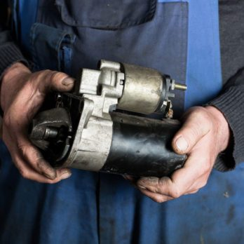 How to Replace a Starter On a Car or Truck