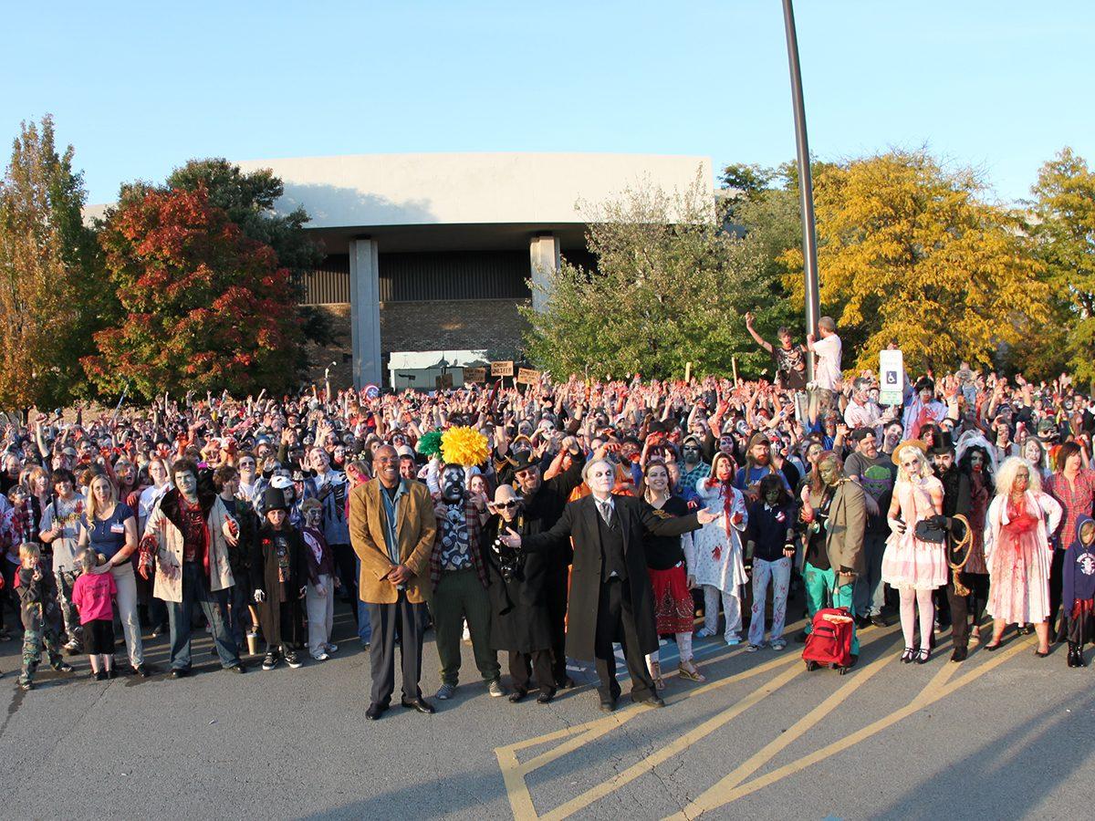 Monroeville Mall - Dawn of the Dead Zombie Walk